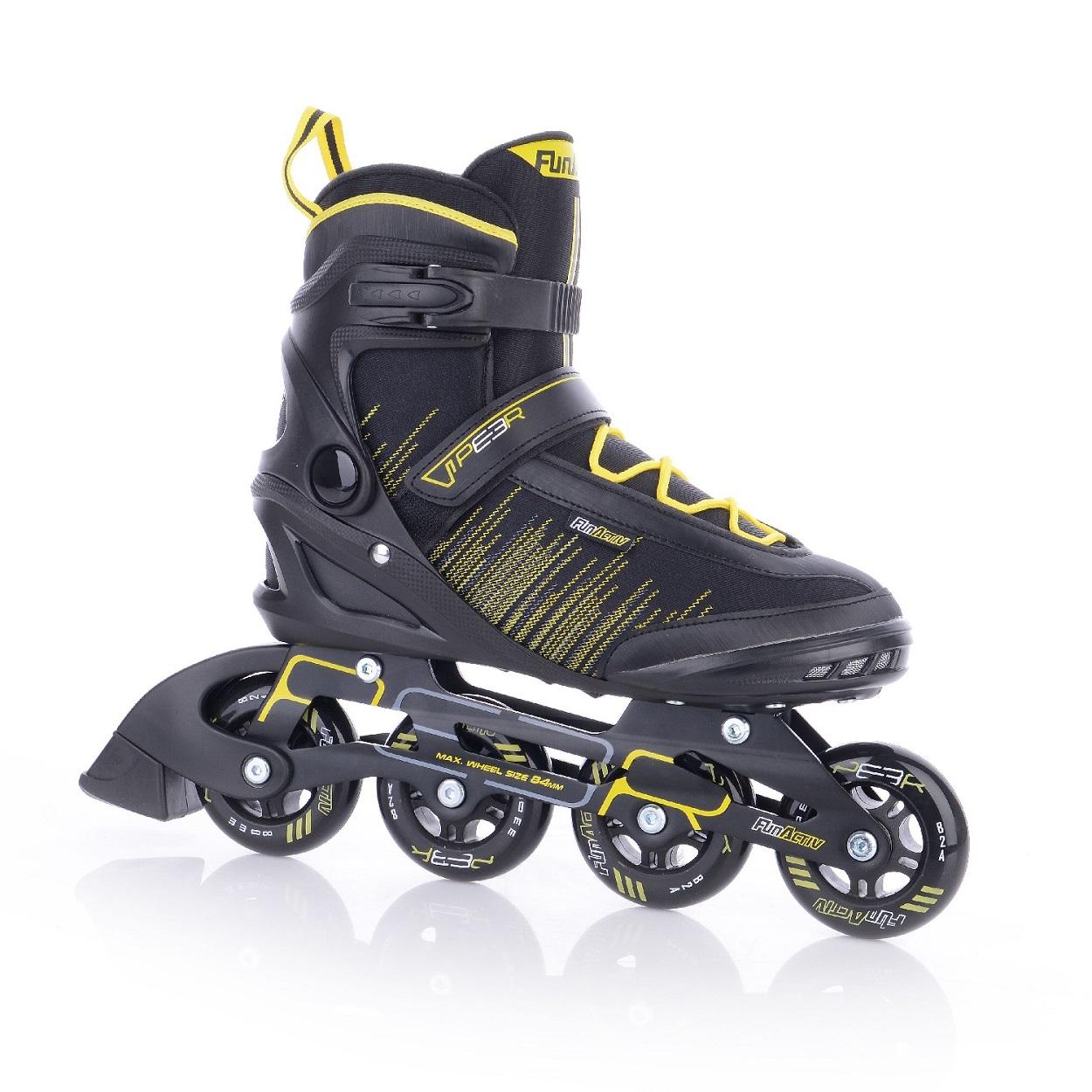 FunActiv Peer III 80 inline skates-skeelers