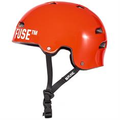Fuse Alpha bmx/skate helm oranje