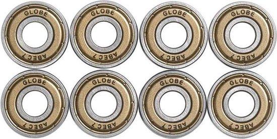 globe Abec 7 Bearings 1122 5001 lagers zwart