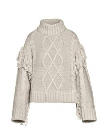 Goldbergh Brit dames sweater beige