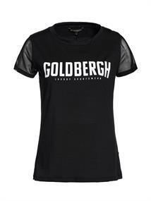 Goldbergh Cerridwen dames sportshirt zwart