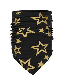 Goldbergh Estelle sjaal sr zwart