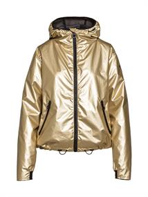 Goldbergh Gloria Jacket dames zomerjas goud