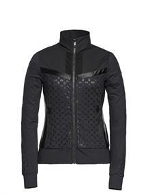 Goldbergh Hestia dames sportsweater zwart