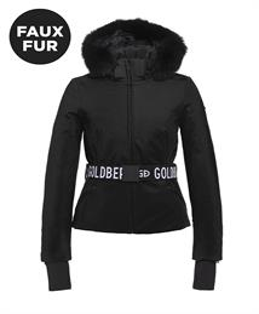 Goldbergh Hida Jacket dames ski jas zwart