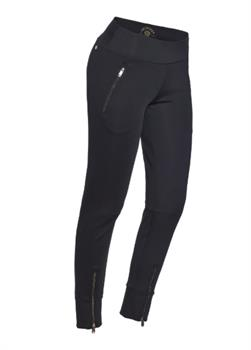 Goldbergh Work Out pant Dames sportbroek ZWART