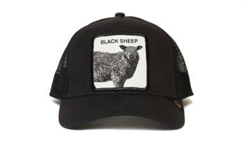 Goorin Bros Black Sheep Caps ZWART