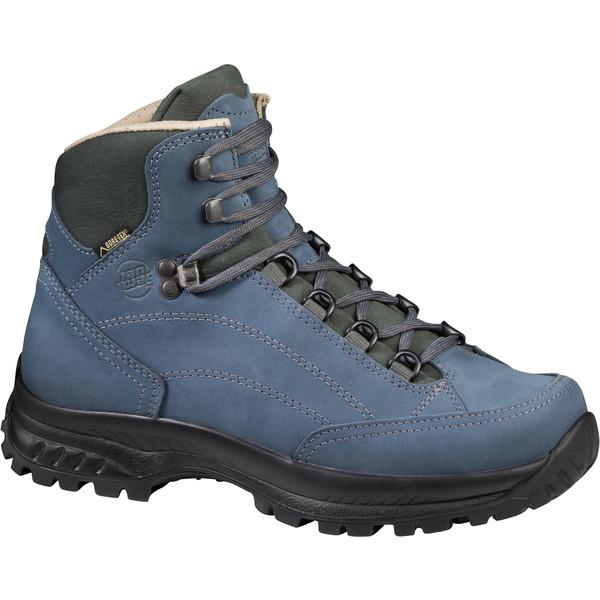 Hanwag Alta Bunion L.Hallux dames berg- en wandelschoenen blauw