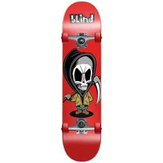 Hardcore Blind Bone Thug 7.62 skateboard zwart