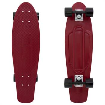 Hardcore Penny Nickel 27.0 Skateboard bordeau