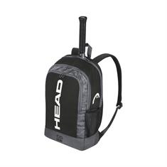 Head Core Backpack tennis rugzak zwart