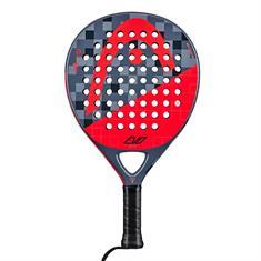 Head Evo Delta padel racket rood