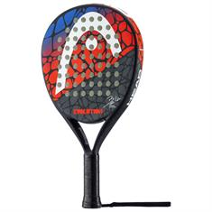 Head Evolution bela sr. padel racket rood