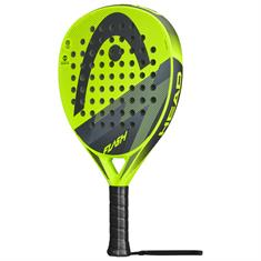 Head Flash Evolution sr. padel racket geel dessin