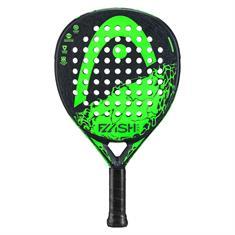 Head Flash LTD padel racket zwart