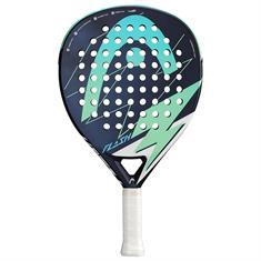 Head Flash sr. padel racket zwart