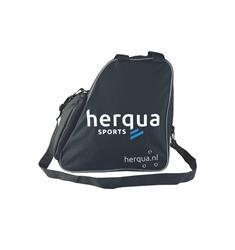 Herqua skischoen tas skischoenentas zwart