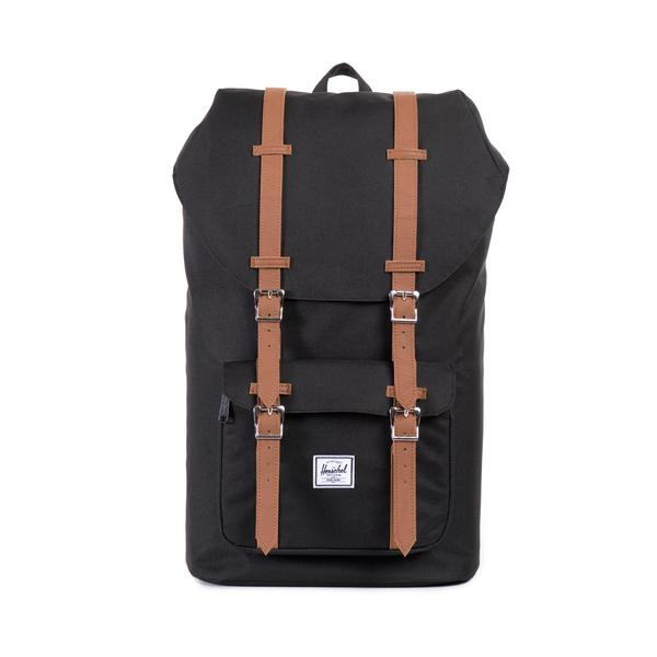Herschel little America Black rugzak