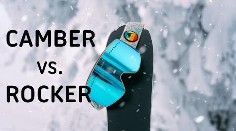 Het verschil tussen Camber en Rocker