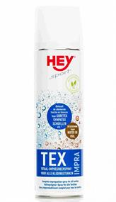 Hey Impregneer Spray / jas waterdicht onderhoudsartikelen wit