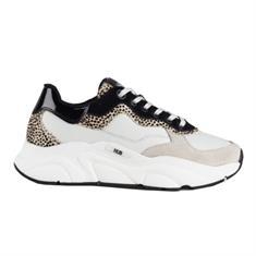 Hub Rock L59 Terry dames sneakers wit