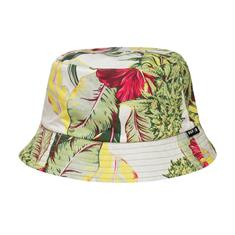 HUF Paraiso Bucket Hat caps wit