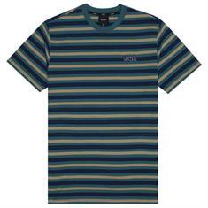 Huf Rockaway s/s heren shirt jade
