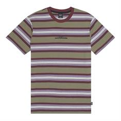 HUF Travis Knit Top heren shirt bruin