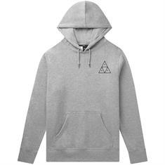HUF TT Hoodie heren sweater midden grijs