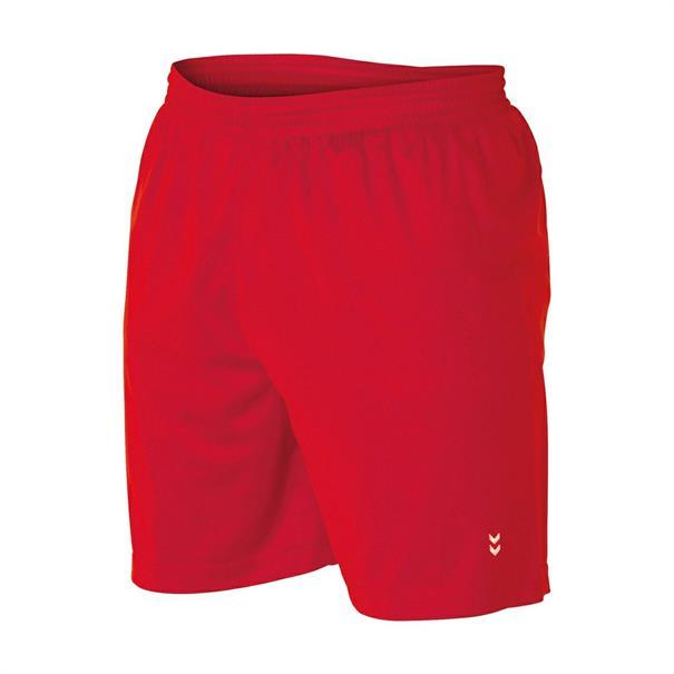 Hummel Euro Short jongens sportshort rood