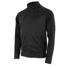 Hummel Ground Pro Full Zip sr. voetbalsweater zwart