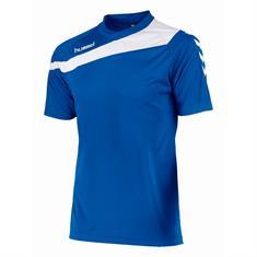 Hummel Polyester ShirtElite jongens sportshirt kobalt
