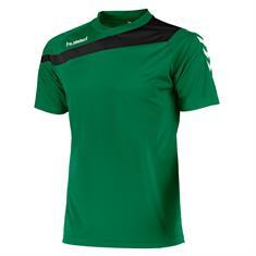 Hummel Polyester ShirtElite junior voetbalshirt groen