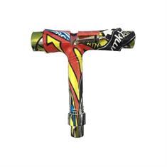 Hydroponic T-Tool skate onderdeel rood