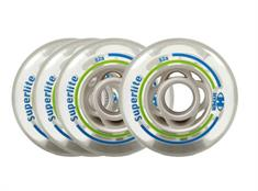 Hyper Hyper Superlite Inline Wheels wielen wit