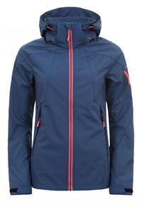 Ice Peak Baraboo dames softshell petrol