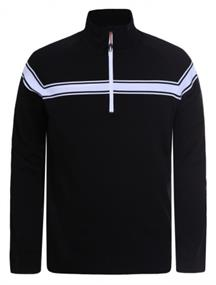 Ice peak Cole heren ski pulli zwart