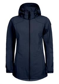 Ice Peak Lassie lang model dames softshell marine