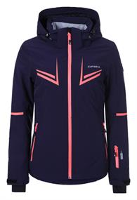 Ice peak Nicki dames ski jas marine