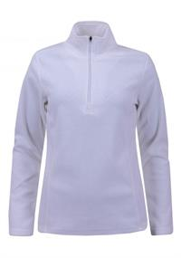 Ice Peak Noreen dames ski pulli met rits wit