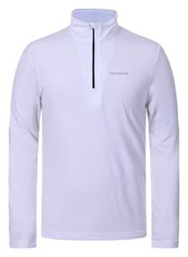 Ice peak Nova heren ski pulli wit
