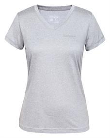 Ice peak Sosie Outdoor dames shirt licht grijs