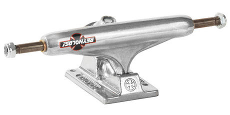 Independent 139 XI Reynolds II skateboard trucks midden grijs