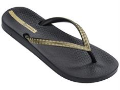 Ipanema Anatomic Mesh dames slippers zwart