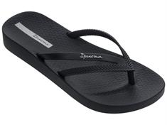 Ipanema Bossa Soft dames slippers zwart