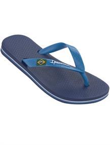 Ipanema Classic Brasil heren slippers blauw