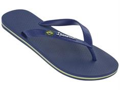 Ipanema Classic Brasil heren slippers blue