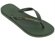 Ipanema Classic Brasil heren slippers donkergroen