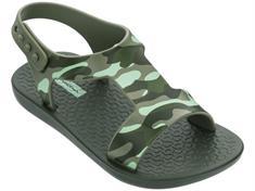 Ipanema Dreams Baby jongens sandalen donkergroen