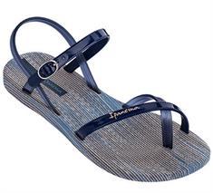 Ipanema Ipenema Fashion dames sandalen blauw dessin